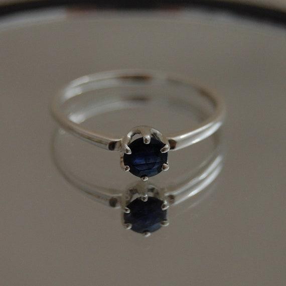 Large CALIN Silver /& Gold Filled Clear Crystal Sapphire Femmes Dame Boucles d/'oreilles Créoles
