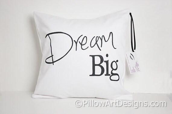 Personalized Dream Big Pillowcase