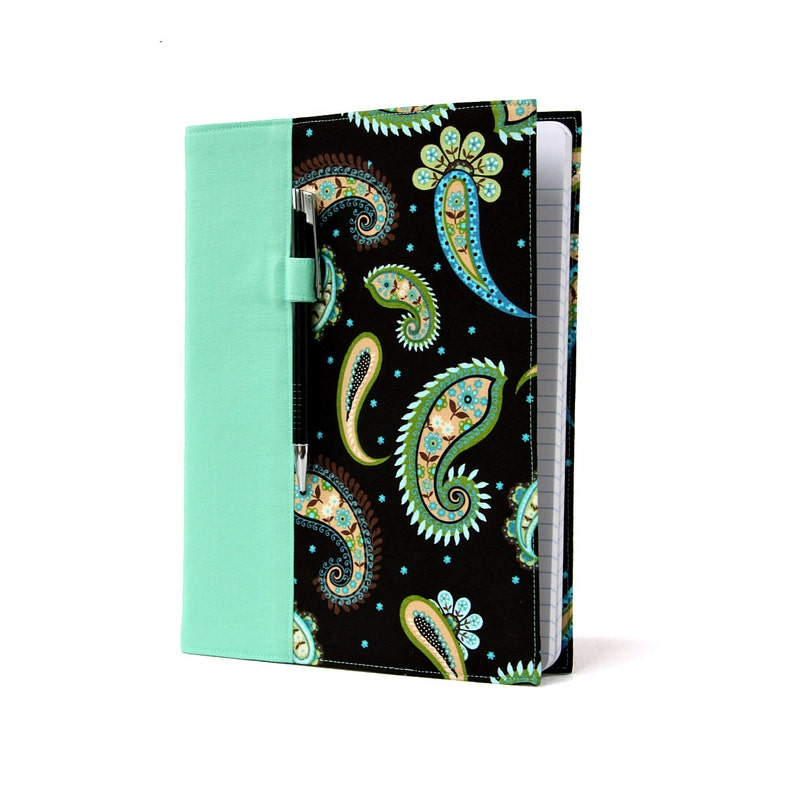 Notebook cover with option to personalize composition image 0