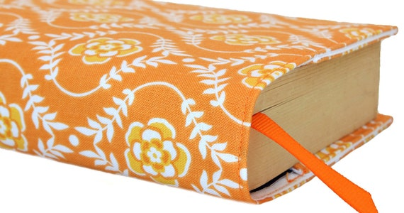 Paperback book cover Mass Market Reusable fabric book cover