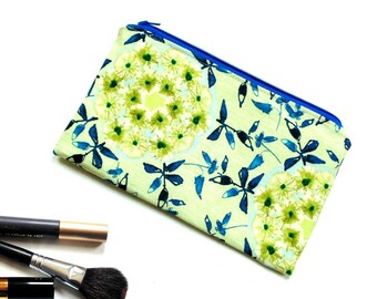 Zippered Make up Bags