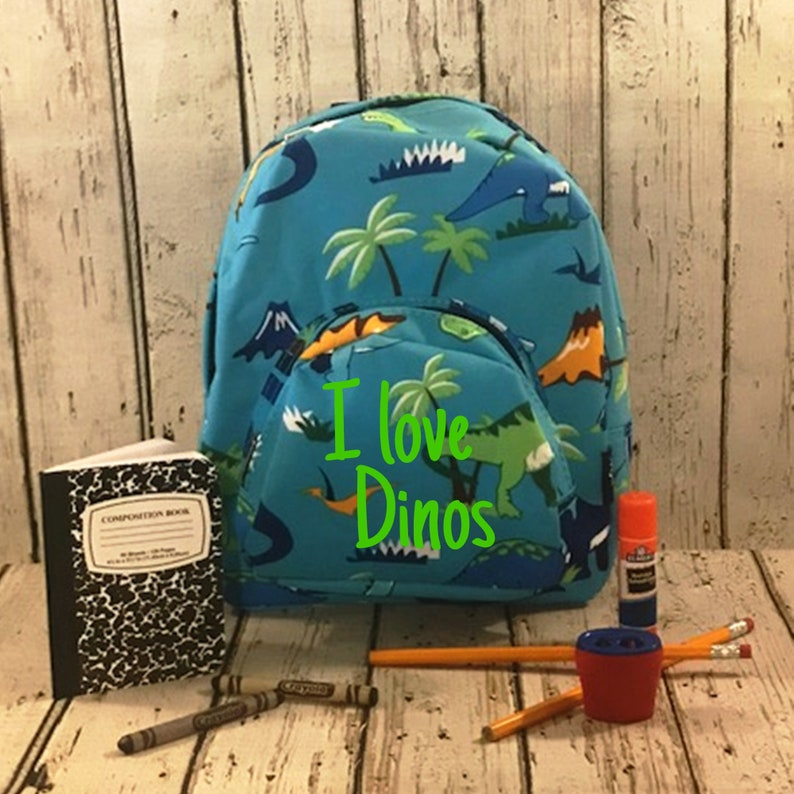 Grandma/'s House Adventures Road Trips Vacation Toddler sized backpack for Daycare
