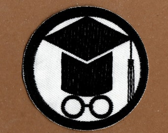 SCP Professors Patch