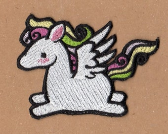 Too Cute Pegasus Patch