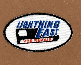 VCR Repair Patch - Half In the Bag