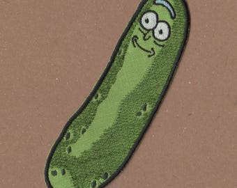 Pickle Rick Patch - Rick and Morty