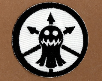 SCP Ghostbusters Patch