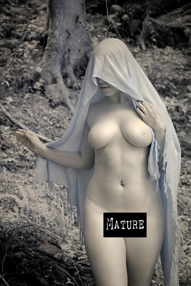 Naked in hottube