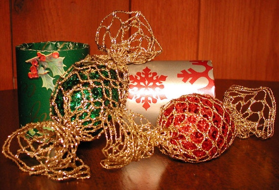 Christmas Tree Eggs Sequin Covered Eggs Solid Colored Eggs Easter Tree Eggs Easter Ornament Eggs Real Blown Eggs Easter Decoration
