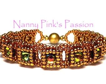 PDF TUTORIAL ~ Princess Bracelet