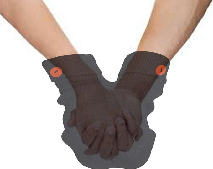 Feeling SMITTEN? Get the Shareable Mitten for Couples, Romantic Gift, Gloves and Card Included with Shareable mitten! FREE Shipping in USA
