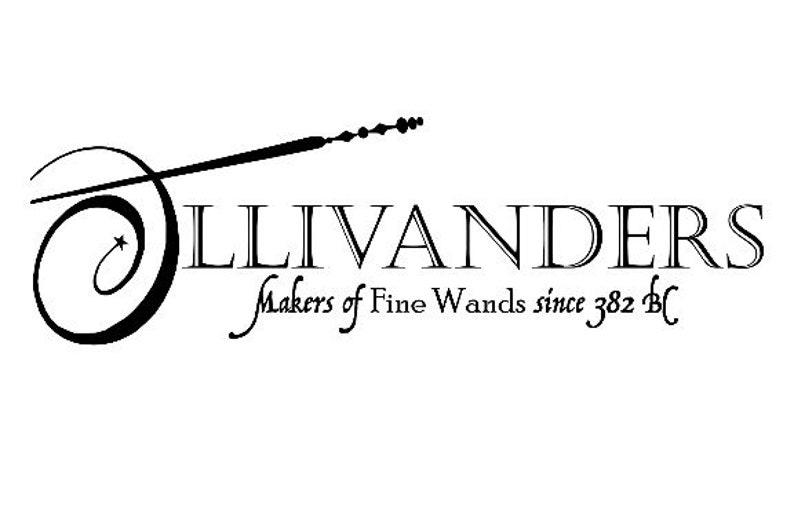 Harry Potter Inspired PRINTABLE/CUT FILE Ollivander's Sign ...
