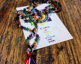 Chakra necklace