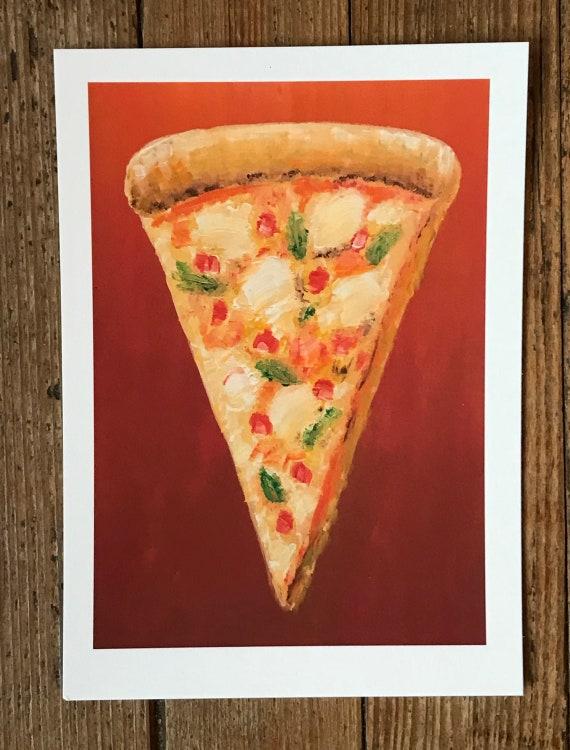 Neapolitan-Pizza! ART Print