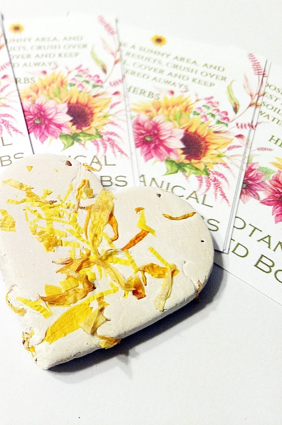 130 Wildflower Seed Bombs Wedding Favors Diy Party Favors Custom Personalized Cards Diy Favors Gardening Gift