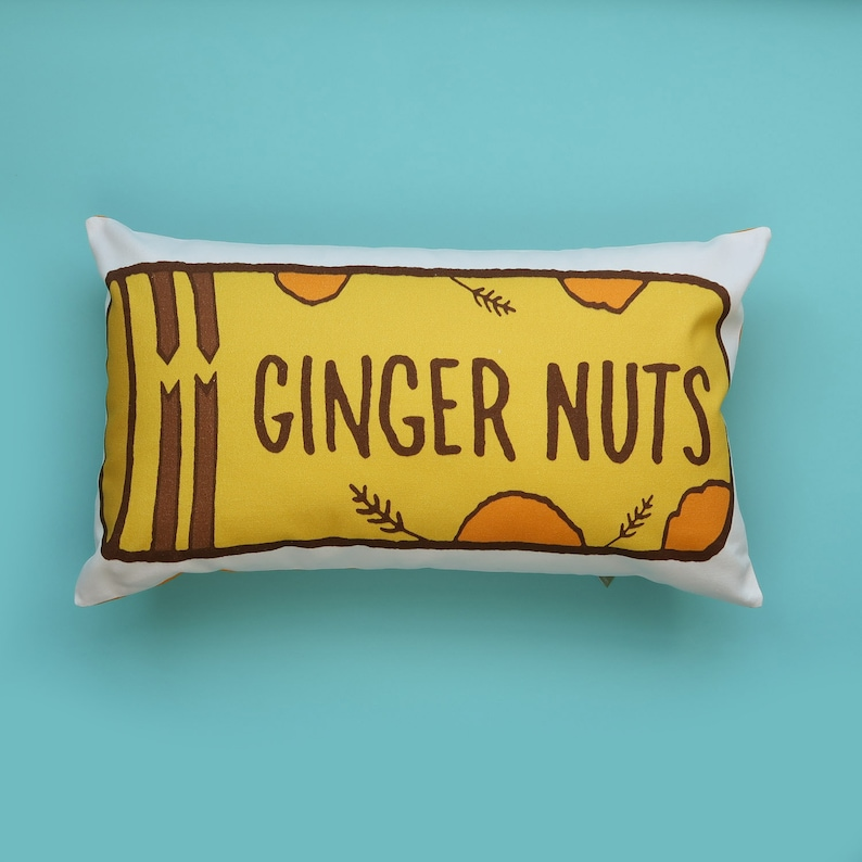 b63fc0b38a23 Packet of Ginger Nut Biscuits Printed Cushion   Biscuit Cushion - Ginger  Nut Coo... Packet of Ginger Nut Biscuits Printed Cushion   Biscuit Cushion  - Ginger ...