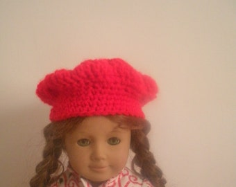 b49149efa1445 18 inch doll hat