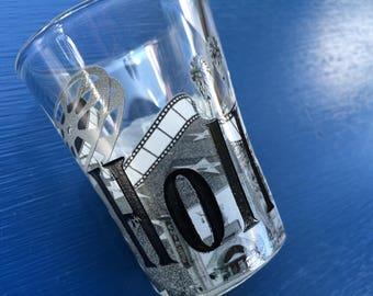Souvenir Hollywood Shotglass