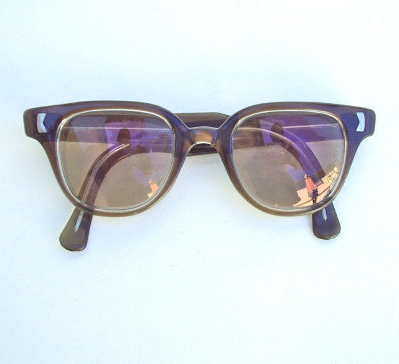 SoleEtsy Occhiali Eyeglasses Di Buddy Cerchiati Corno Holly Da lKJ1cF