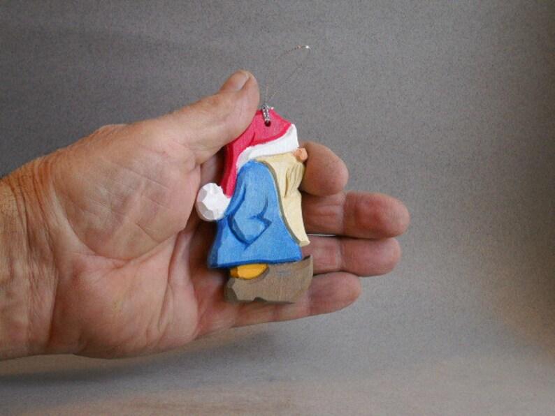 Scandinavian Christmas Ornament
