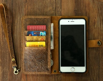 iphone 6 wallet etsywomen embossing leather wristlet iphone 6s wallet case iphone 6 mobile wallet leather iphone 6 6s plus wallet case cover ip20mw b