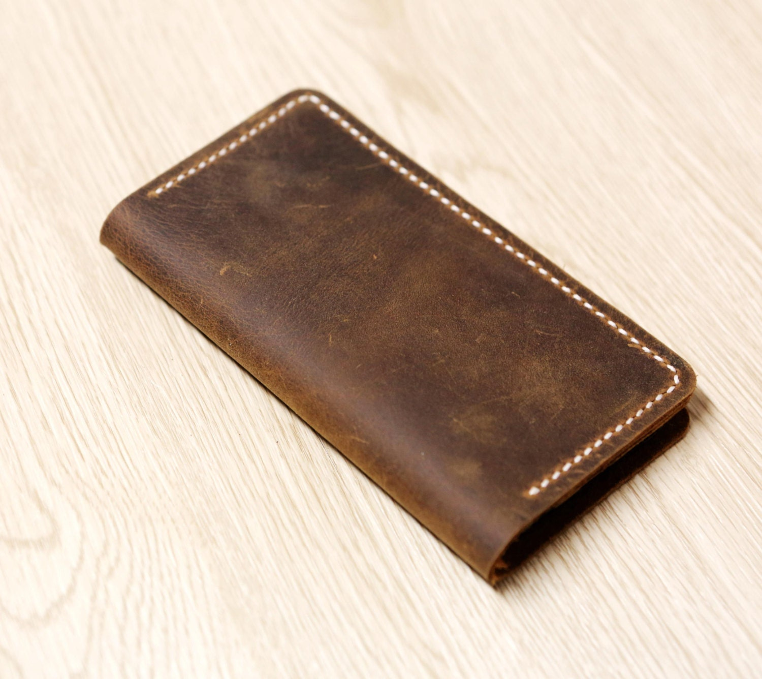 brown leather case iphone 6