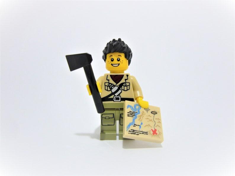 Custom Boy Scout Minifigure by AbbieDabbles using LEGO