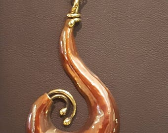 Red curl