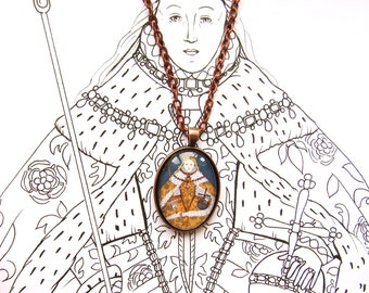 Elizabeth I Coronation Necklace