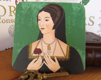 The Tudors Coaster Set