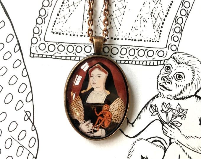 Katherine of Aragon Necklace