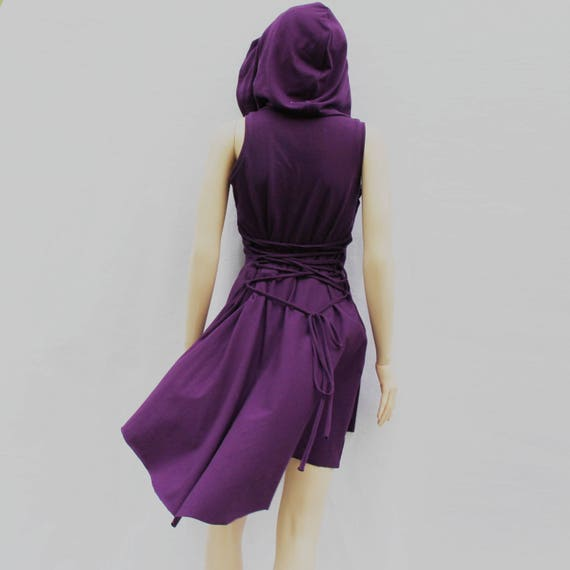 Dress / Woman dress / High Low Woman Dress / Low High Dress / Casual  Dresses / Sleeveless Dress Plus Size Dress
