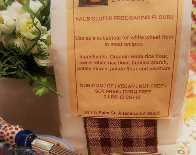 Featured listing image: Gluten Free Flour Mix