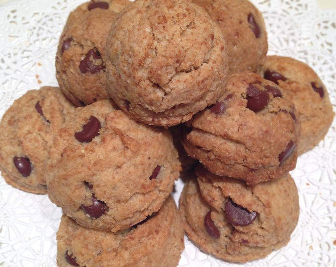Featured listing image: Buttercelli's World Famous Paleo Chocolate Chip Cookies!