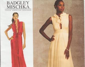 Simplicité 8260 Vintage patron de couture robe de soirée et veste taille 18 à 20 buste 40 à 42