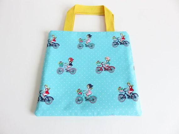 Whimsy Tiny Tote SewingKnittingCrochet Storage Bag