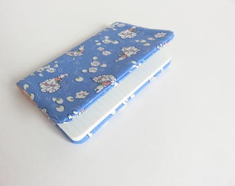 Whimsy Cotton Fabric Cover Moleskine Cahier Pocket Notebook