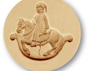 Seahorse Sea Horse springerle cookie mold by anis-paradies 3480