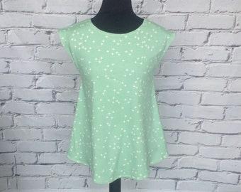 Mint Green Swing Top