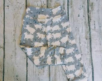 Gray Sheep Harem Pants