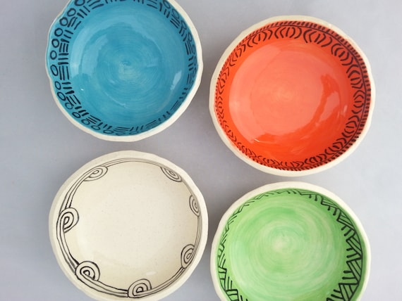 Guale Inspired Bowl