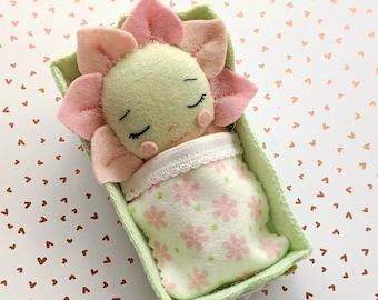 Blossom Babies pdf Pattern