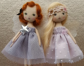 Fairy Doll pdf Pattern
