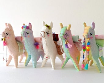 Little Llama pdf Pattern