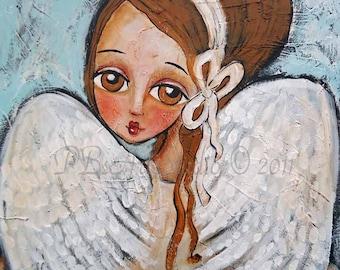 Guardian Angel-CANVAS PRINT