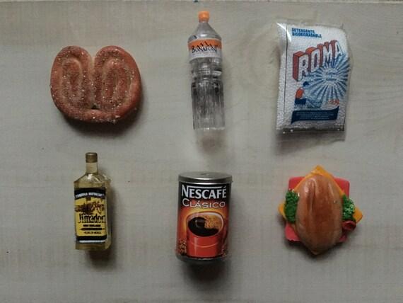Kleiner Party Kühlschrank : Mexikanische magnete kühlschrank magnet essen küche etsy