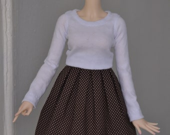 Sweater for Feeple60 moe BJD clothes