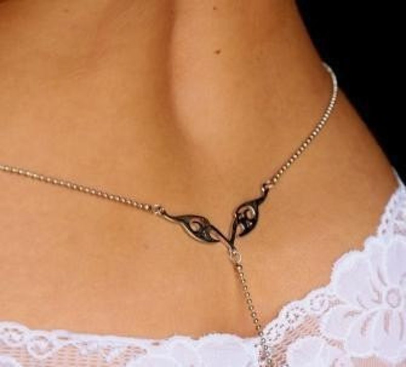 Bath erotic body jewelry