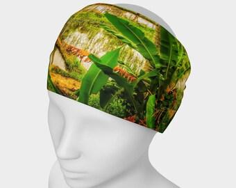 Sepia Tripical Serenity Headband