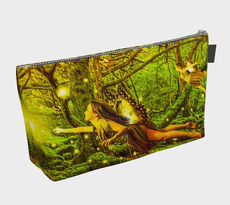 The Fairy Chase Make Up Clutch Bag